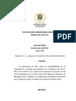 FALSO JUICIO DE EXISTENCIA - CONCEPTO Y DEMOSTRACIÓN AP1246-2020(54195).pdf