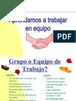 Presentación TRABAJO EN EQUIPO