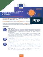 Coronavirus Response Romania En