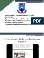 Samba de Roda 1