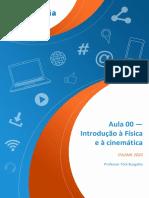 Aula 00 - Introdução à Física e à cinemática.pdf
