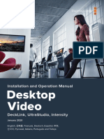 Desktop Video Manual 11.6