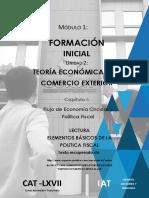 Separata-Teoría MacroEconómica y de Comercio Exterior 1