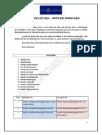 Roteiro de Leitura - e-books - Rota do Aprovado (2).pdf