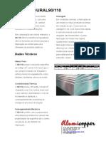 Alumínio DURAL90-110