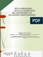ANIVERSARIO JARDIN PEQUITAS
