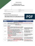 Formato de plan de clase UPeU