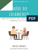 Saúde do Casamento - Beatriz Mendes
