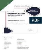 MODULE 1 DISTINCTION (NUTRITION).pdf