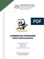 Caderno de Atividades Curso Linux Educacional