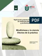 MINDFULNESS Y LA CIENCIA. EFECTOS DE LA PRÁCTICA Unidad 8-converted