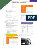 Multiplicación y división de Reales