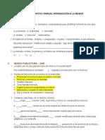 GUÍA DE APOYO I PARCIAL INTRODUCCIÓN A LA MÚSICA