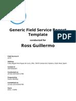 field-service-report