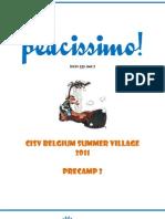 Peacissimo Precamp 2 Final