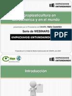 La Agroplasticultura en Iberoamerica y en el Mundo EMPECEMOS ENTENDIENDO v1