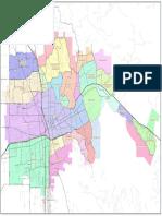 Santa Rosa Evacuation Zones 2020