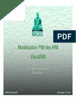Modelisation IHM (1)