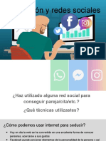 Seducción y redes sociales