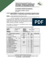 INFORME N° 020-2020 REQUERIMIENTO DE REPUESTOS PARA MEZCLADORA Y VIBRADOR.docx