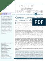01_EVITER LE CANCER
