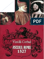 Corbul, Vintila - Asediul Romei 1527 [v1.0].doc