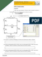 TP MODELISATION - PROTEUS PREACTIONNEUR ET ACTIONNEUR ELECTRIQUE NOMS _