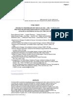 Artigo original_ IN SILICO IMUNIDADE DE CÉLULAS CD4 +, CD8 + E CÉLULAS B ASSOCIADA PREVISÃO DE EPITÓPIO IMUNOGÊNICO E HLA DISTRIBUTI