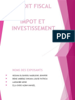 DROIT FISCAL EXPOSE (1)