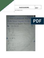 Taller Ecuaciones-2 Matematicas