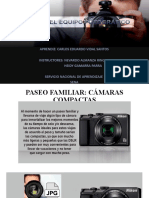 Evidencia- El equipo fotografico