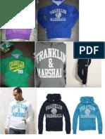 Franklin & Marshall Hoody (g27)