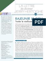 Rajeunir-le-cou