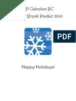 Christmas Packet - byrnsm