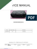 OPTOMA HD66 Service manual
