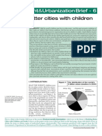 Building Better Cities With Children and Youth