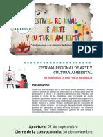 Lineamientos Festival de Arte y Cultura Ambiental (2)