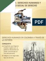 DERECHOS HUMANOS Y ESTADO SOCIAL DE DERECHO.ppt