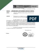 OFICIO PARA LA DEFENSA PUBLICA CASO DE VIOLACION