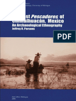 The Last Pescadores of Chimalhuacán, Mexico