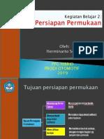 PPT KB 2 Modul Persiapan Permukaan-Revisi