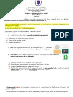 Lenguaje y artes visuales_1ro Básico_ semana 16