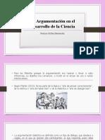 La argumentación en el Desarrollo de la ciencia.pptx