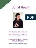 Emotional Health EFT