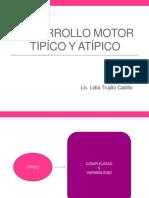 Desarrollo motor típico y atípico