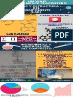 Infografia Final de Quimica sobre el LSD