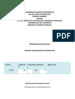 Programa de Resolución de Conflictos y construcción de consensos.doc
