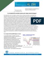 IMF PERSPECTIVAS 2010