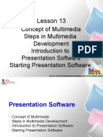 multimedia BM