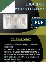 LIQUIDOS PARENTERALES